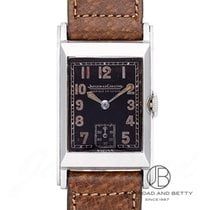Jaeger-LeCoultre Steel 29mm Manual winding pre-owned