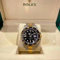 Rolex GMT-Master II Gold/Steel 40mm Black No numerals Australia, Brisbane