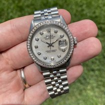 Rolex Datejust Steel 36mm Silver No numerals United States of America, Florida, Boca Raton