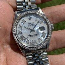 Rolex Datejust Steel 36mm Silver No numerals United States of America, Florida, Boca Raton