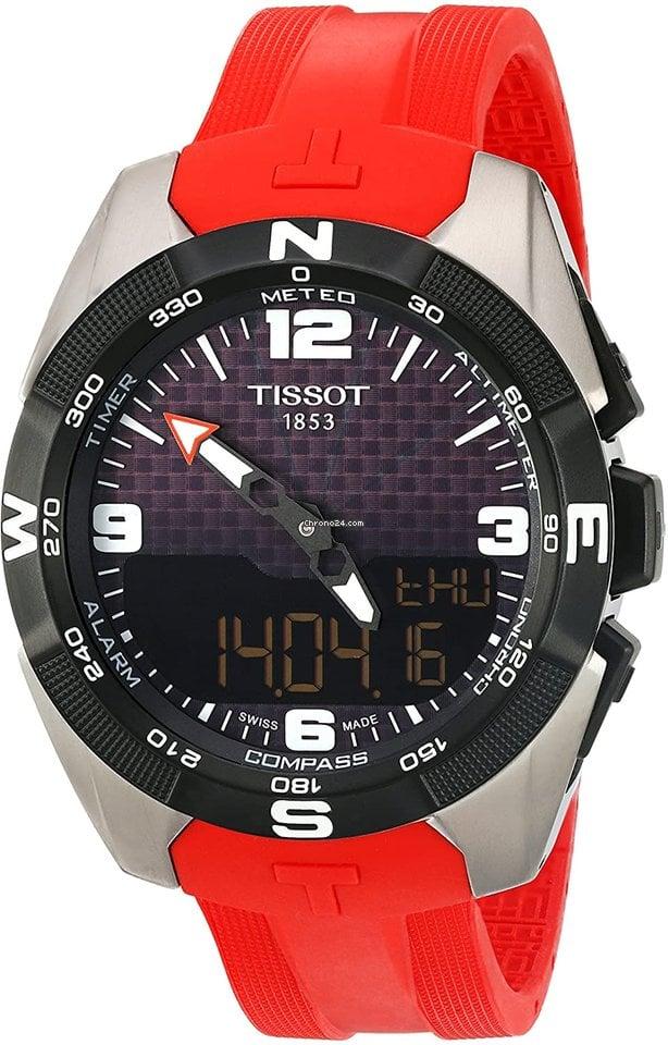 Tissot T-Touch Expert Solar T0914204705700 2020 new