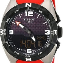 Tissot T-Touch Expert Solar Titanium 45mm Black United States of America, New York, New York