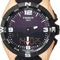 Tissot T0914204720700 Titanium 2020 T-Touch Expert Solar 45mm new United States of America, New York, New York