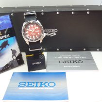 Seiko 5 Sports Steel 42.5mm Red No numerals United States of America, California, El Segundo