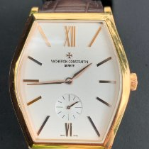 Vacheron Constantin Malte Rose gold 36.7mm White No numerals United States of America, Florida, Palm Beach