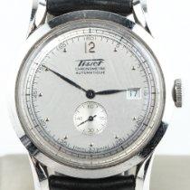 Tissot Heritage Steel 40mm Silver Arabic numerals United States of America, Nevada, Las Vegas
