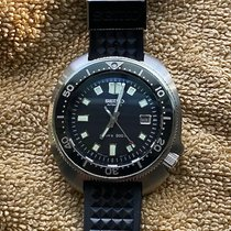 Seiko Prospex Steel 45mm Black No numerals United States of America, Pennsylvania, Wynnewood