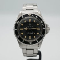 Rolex Submariner (No Date) 5513 1967 pre-owned