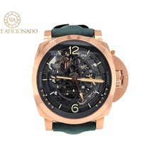 Panerai Rose gold Manual winding Transparent 50mmmm new