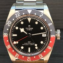 Tudor Black Bay GMT 79830RB Very good Steel 41mm Automatic United States of America, New York, Troy