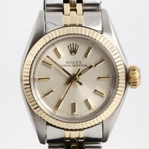 Rolex Oyster Perpetual 26 Gold/Steel 25mmmm Gold No numerals United States of America, Arizona, Tucson