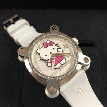 Romain Jerome Romain Jerome Hello Kitty with Diamonds Ny Stål 40mm Automatisk