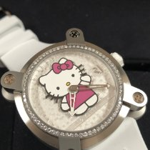 Romain Jerome Steel 40mm Automatic Romain Jerome Hello Kitty with Diamonds new United States of America, Texas, McAllen