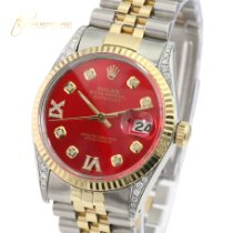 Rolex Or/Acier 36mm Remontage automatique 16233 occasion