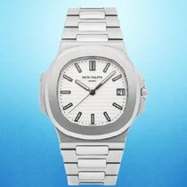 Patek Philippe 5711/1A-011 Steel 2016 Nautilus 40mm pre-owned United States of America, New York, New York
