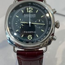 Panerai Radiomir Chronograph Steel 45mm Black Arabic numerals United States of America, Florida, Miami