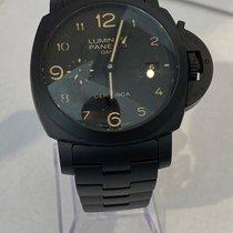 Panerai Luminor 1950 3 Days GMT Automatic Ceramic 44mm Black Arabic numerals United States of America, Florida, Miami