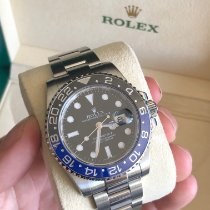 Rolex GMT-Master II Steel 40mm Black No numerals United States of America, California, Santa Monica