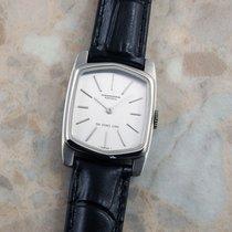 IWC Da Vinci (submodel) pre-owned 29.5mm Silver Leather