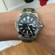 TAG Heuer Aquaracer 300M WAY211A.BA0928 2017 pre-owned