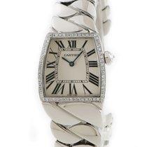 Cartier La Dona de Cartier Stahl 28mm Weiß