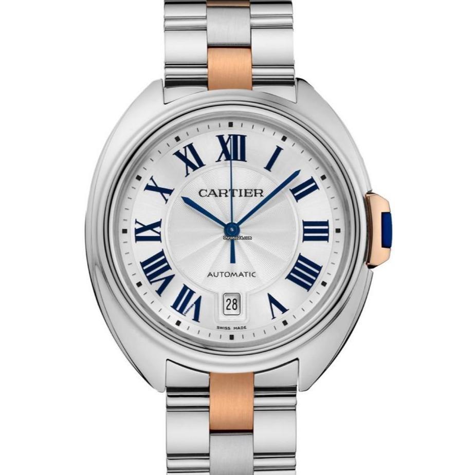 Cartier Clé de Cartier W2CL0002 новые