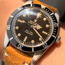 Rolex Submariner (No Date) 5508 Good Steel 39mm Automatic