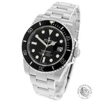 Rolex Automatic Black 40mm new Submariner Date