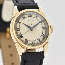 Hamilton Yellow gold Manual winding Roman numerals 28mm pre-owned