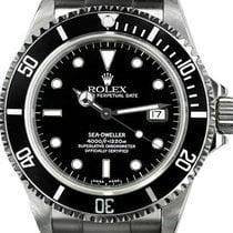 Rolex Sea-Dweller 4000 tweedehands 40mm Zwart Staal