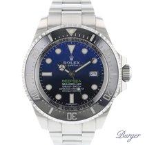 Rolex 116660 Stahl 2015 Sea-Dweller Deepsea 44mm gebraucht