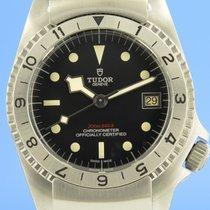 Tudor Black Bay occasion 42mm Noir Date Cuir