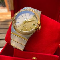 Omega Constellation Quartz new 2016 Quartz Watch with original box and original papers 123.20.35.60.08.001