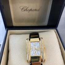 Chopard Red gold Quartz Mother of pearl Roman numerals 44.8mm pre-owned La Strada