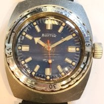 Vostok pre-owned Manual winding 39mm Blue