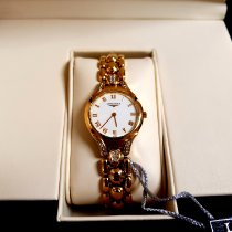 Longines Equestrian Yellow gold 24mm Roman numerals