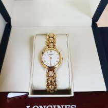 Longines Equestrian pre-owned 24mm Yellow gold