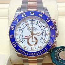 Rolex 116681 Gold/Steel 2020 Yacht-Master II 44mm new