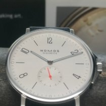 NOMOS Ahoi new Automatic Watch with original box and original papers