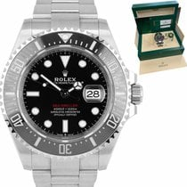 Rolex Sea-Dweller 126600 pre-owned