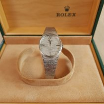 Rolex Cellini 3885 Очень хорошее Белое золото 22mm Механические Россия, Калининград