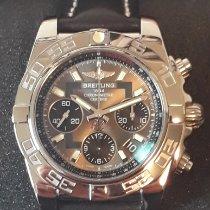 Breitling Chronomat 41 Staal Grijs Geen cijfers Nederland, amsterdam