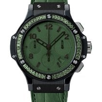 Hublot Big Bang Tutti Frutti Cerâmica 41mm Verde