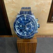 Ulysse Nardin Diver Chronograph Stahl 44mm Blau Keine Ziffern Deutschland, Düsseldorf