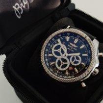 Breitling Bentley Barnato Acier 49mm Noir Arabes France, Franconville