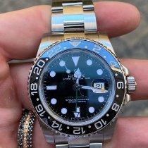 Rolex GMT-Master II Acier Noir