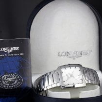 Longines Oposition Steel 34mm