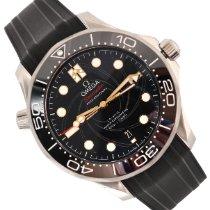 Omega 210.22.42.20.01.004 Steel 2020 Seamaster Diver 300 M 42mm new