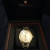 TAG Heuer Link Calibre 5 Or/Acier 40mm