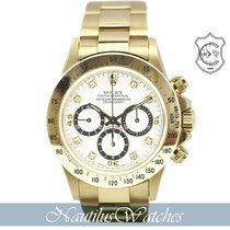 Rolex Daytona 16528G Très bon Or jaune 40mm Remontage automatique